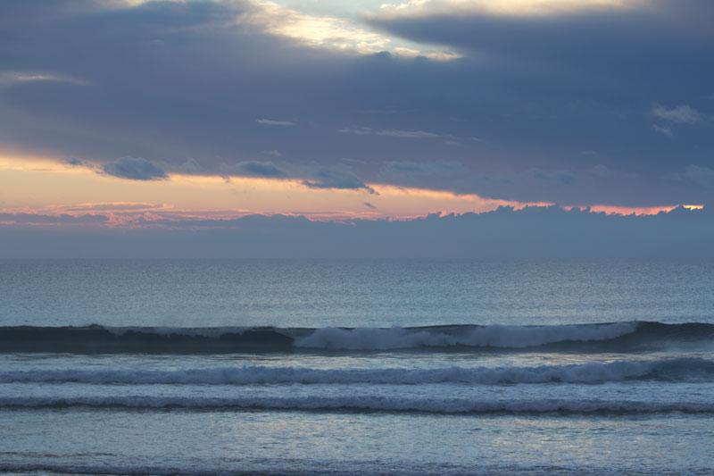 Cape Woolamai beach, Phillip Island, Victoria / photo by Natalie Barnes