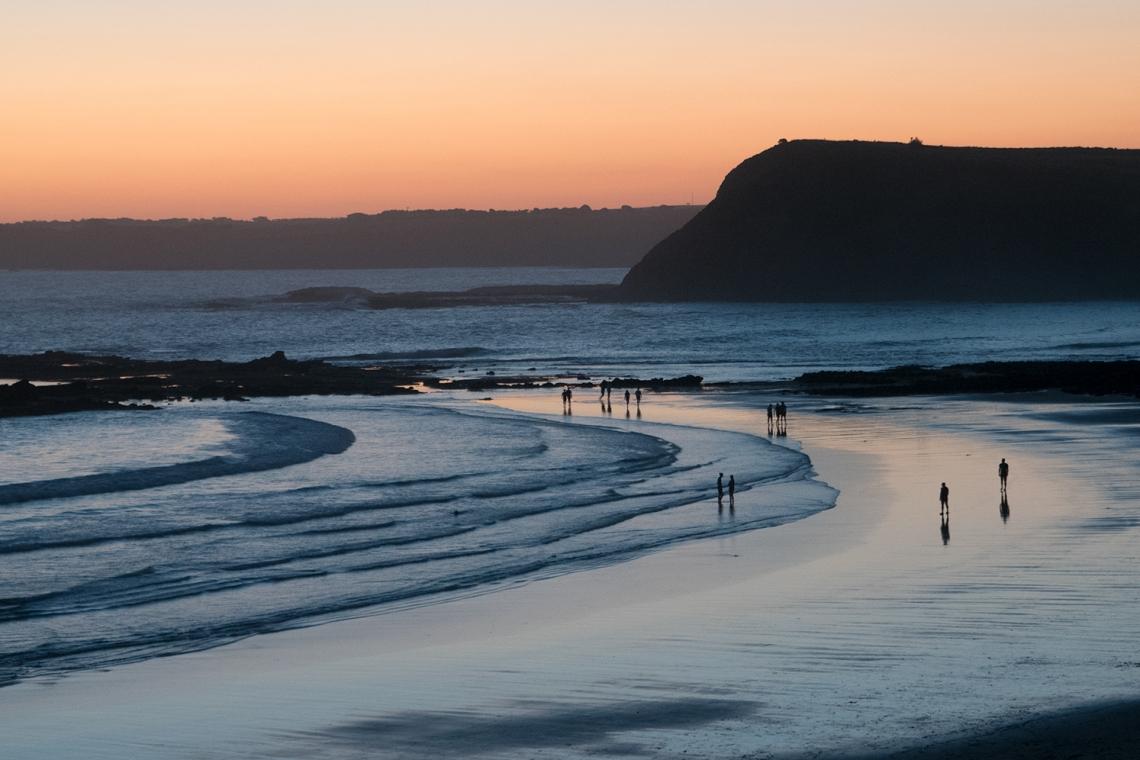 Smiths Beach, Phillip Island; photography by Natalie Barnes
